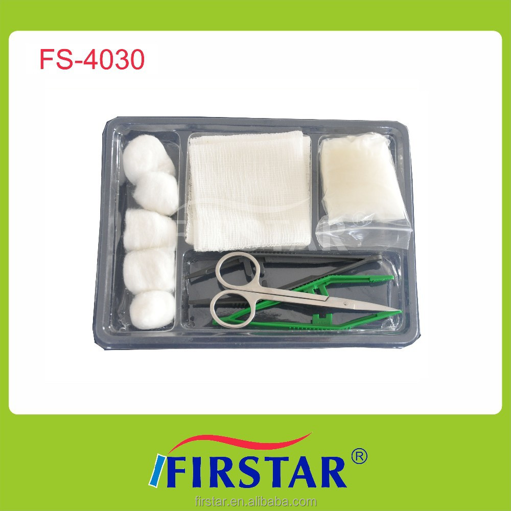 sterile suture remove pack