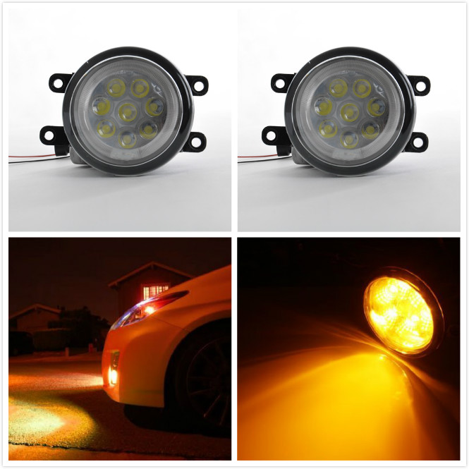 2016 new auto,car accessories/spare parts high quality LED Auto Fog lamp