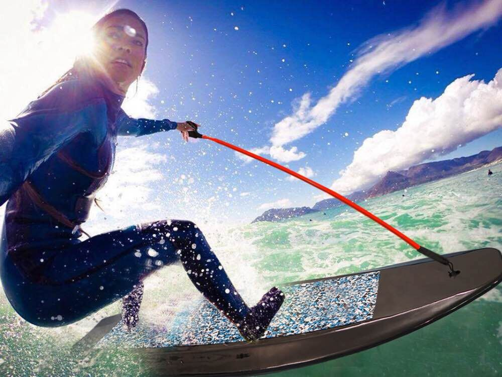 Factory Price 7500w motorized jet surf/wireless control cool fashion electric jet power surfing board