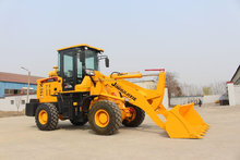 2 ton China Wheel loader with cheap price
