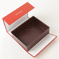 Magnetic closure gift box, magnetic cardboard cosmetic box