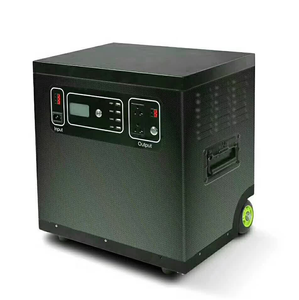 Factory directly sell portable solar power generator