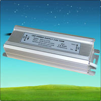 taurus waterproof led power supply for new design patent led garden solar lamp esl-10