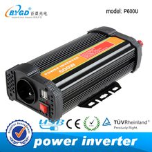 600W 12v 240v dc to ac power inverter for car