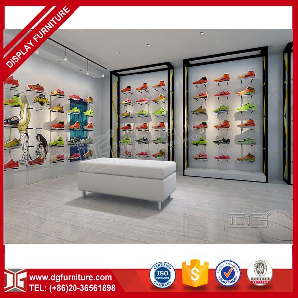 Wall Mount Display Shelf