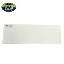 New design waterproof glossy kitchen wall tile,white subway tile