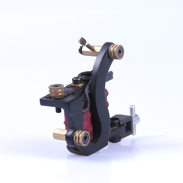 Getbetterlife Best Price 10 Coils Iron Shader Cheap Tattoo Machine