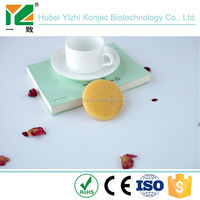 facial cleaning natural vegetable fibre konjac sponge