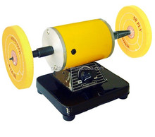 200W 2000-9000rpm Portable Mini Bench Polishing Buffing Machine