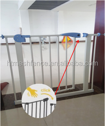 Hot Sale Haotian 2016 New Baby Child Safety Gate Baby Gate /safety fence barrier