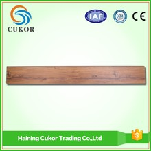 Eco-friendly plastic basketball court pvc laminate wood flooring