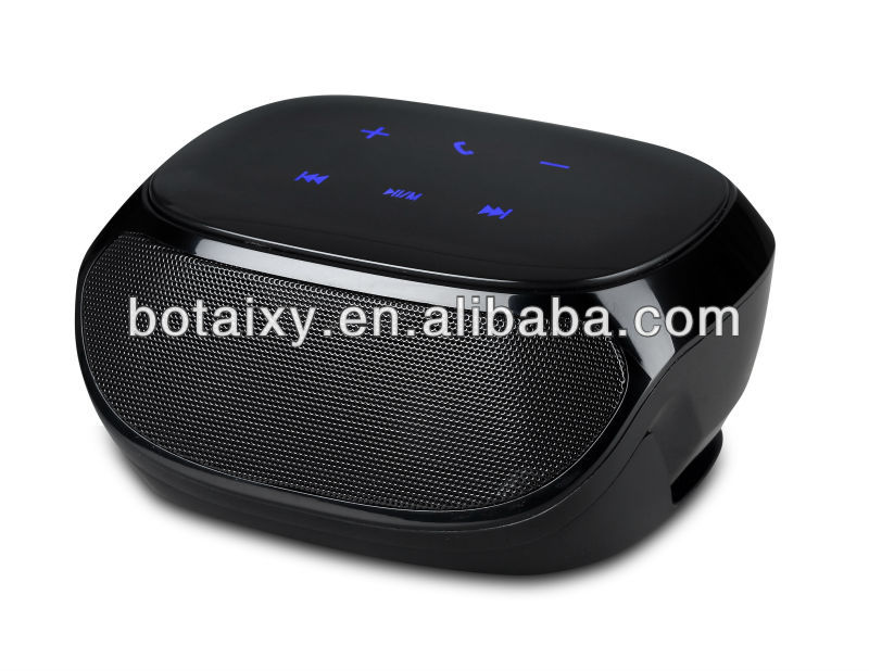 Portable Stereo Bluetooth Mini Speaker