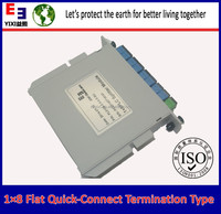Excellent in networking 1x8 plc splitter module