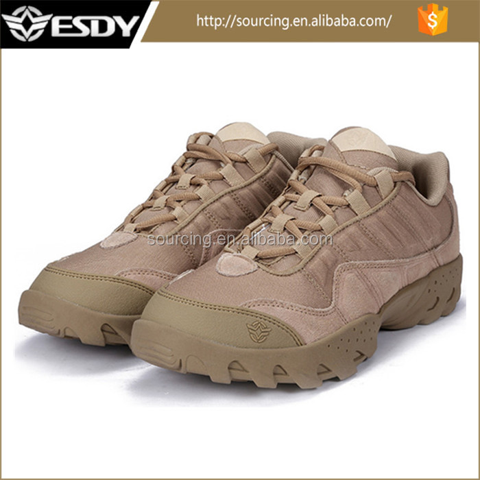 Tactical Boots Men Leather Shoes Safety Ranger shoes