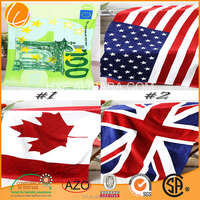 100% cotton promotion heavy 2015 american flag beach towel nation flag beach towel country flag printed beach towel authorized