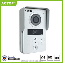 WIFI Visual Intercom Doorbell/Video Door Phone /IP WI-FI Camera For IOS, Android Smart Phones IOS Phone