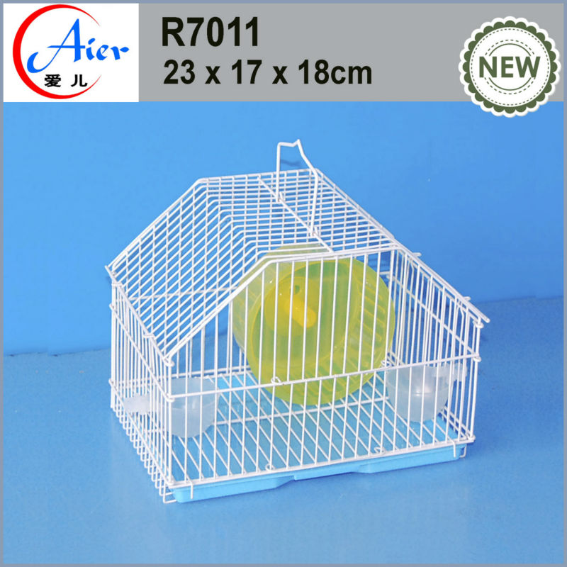 Factory cheap rat and hamster cage play house hot sale