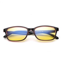 STOCK women men Cheap UV400 Yellow Anti Blue light Blocking Computer Glasses