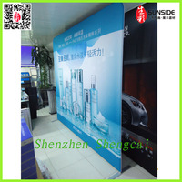 Aluminum Hot New PopUp Fabric Stands Display