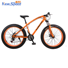 2017 hot style 26er mtb fat snow bike 26inch high-carbon steel China manufacturer