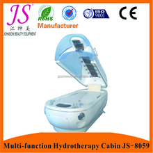 Hydrotherapy oxygen spa capsule slimming spa equipment