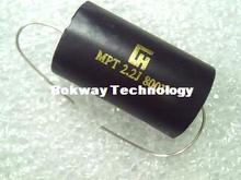 CH 2.2uf/800V (2u2f 2200nf 225) new film capacitors axial