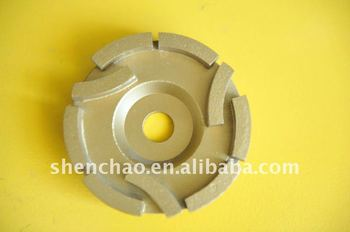 diamond cup wheel 75mm