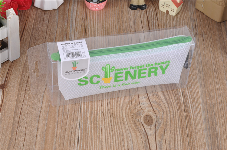 Factory Direct Custom Logos silicone rubber pencil case