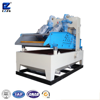 River sand separator gravels screening machine from china