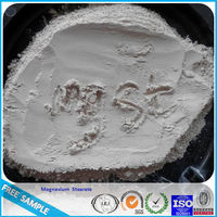 Chemical products magnesium stearate white powder