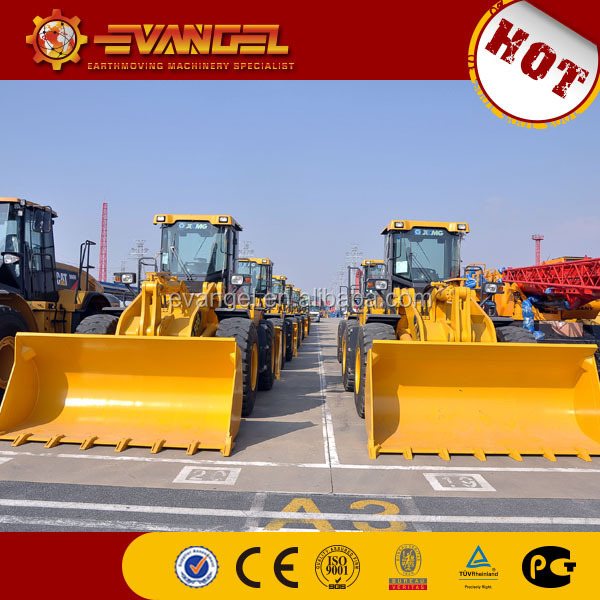 Sany wheel loader/ xcmg 3t wheel loader