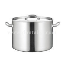 40 qt stainless steel stock pot