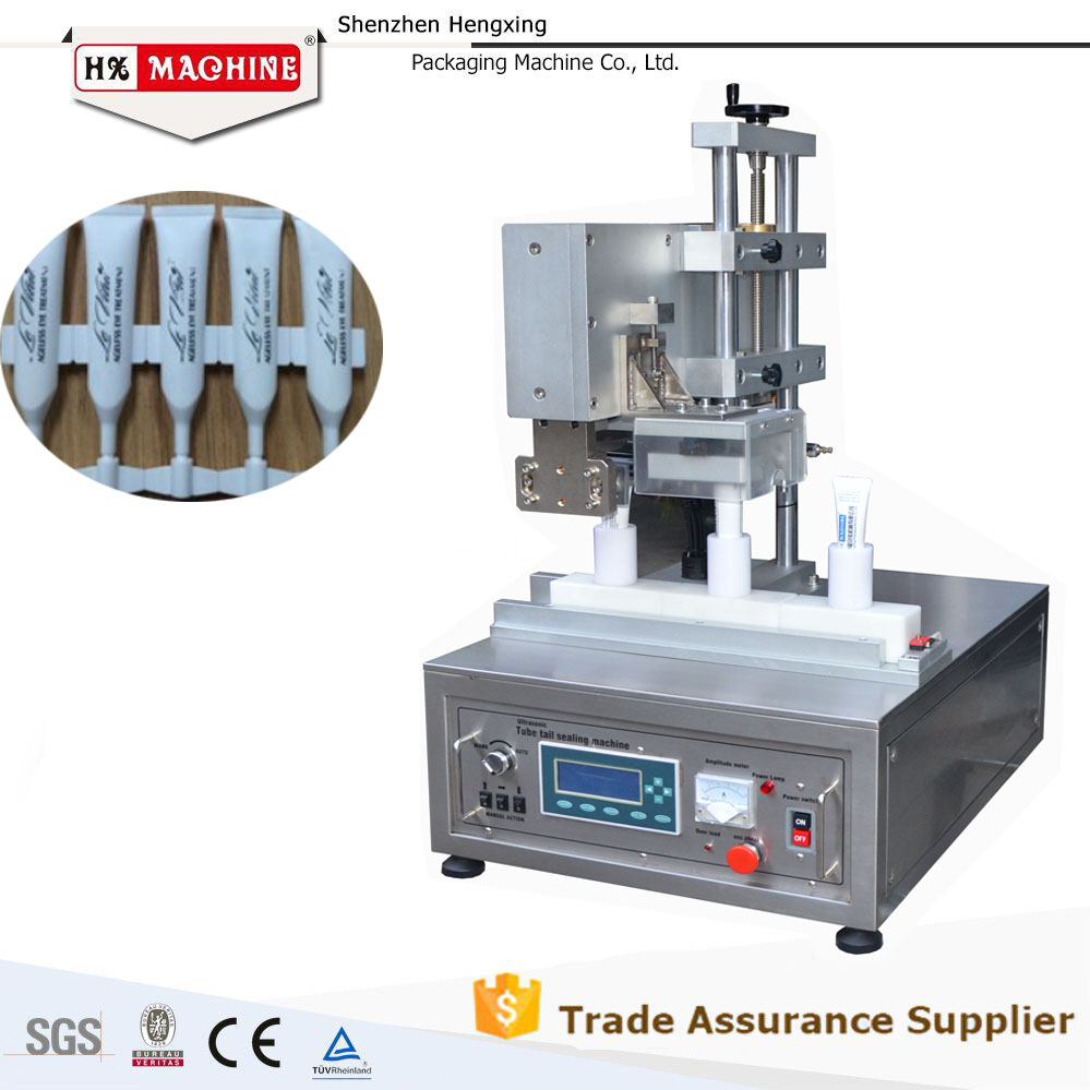 Multi-purpose Ultrasonic Plastic Tube Sealing Machine With Date Printer