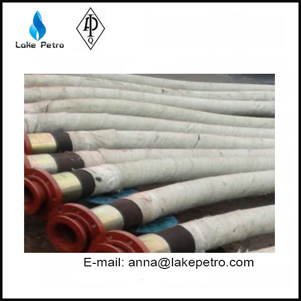 API 7K rotary vibrator drilling hose/ oil drilling machine hose