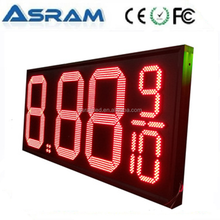 7 segment countdown timer counter score indicator/led digital timer display