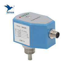 Relay output thermal flow switch sensor FS-E01 for water oil air