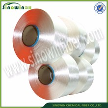 Impact resistant nylon 66 industrial filament for high-end sewing thread