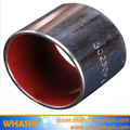 dp4 hydraulic cylinder bushing cnc milling machine rolled bronze bushings with indents bushes