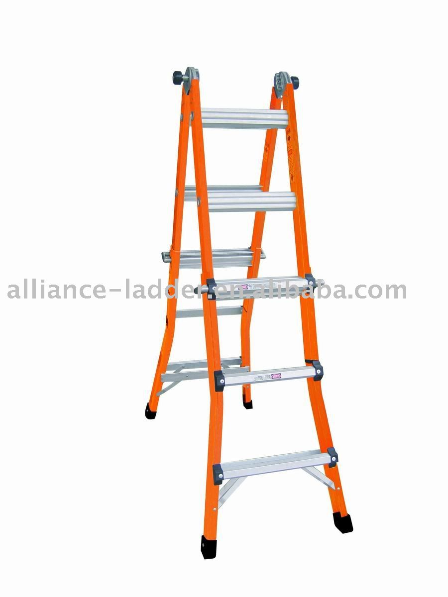 4x3telescopic ladder