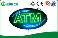 High quanity super brightness Hidly led ATM sign