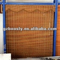 Electric Bamboo Blinds