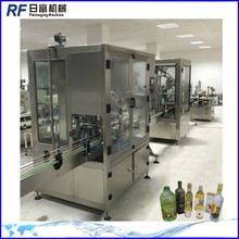 automatic ointment oil filling capping machine