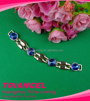 Top Quality Rhinestone Metal Chain For Shoes Decoration
