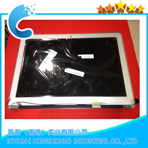A1370 A1465 LCD display complete assembly for Apple MacBook Air A1370 A1465 LCD LED Screen Assembly 2011 Year