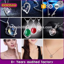 Cheap price High quality american diamond necklace sets
