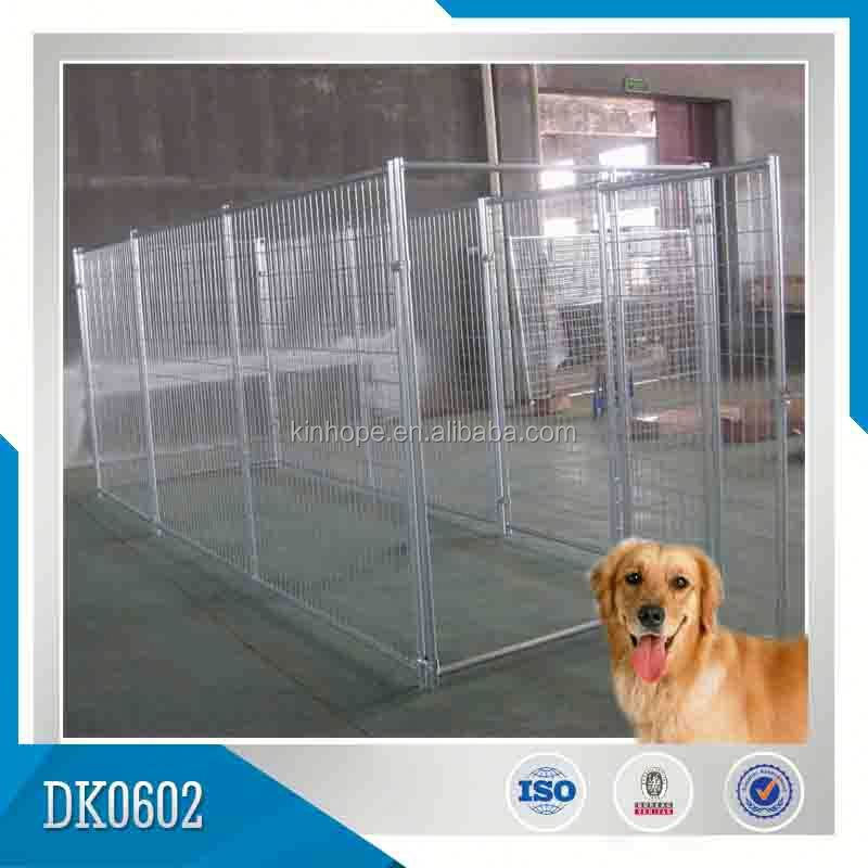 Zinc Coated Dog Kennel