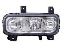 Mercedes Benz truck PARTS ATEGO OLD VERS HEAD LAMP(NON-CRYSTAL ) 9738200661LH 9738200561RH