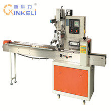 biscuit/ dessert/ pastry/ cookies /cakes/ with tray packaging machine