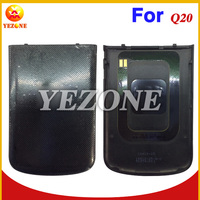 High Quality Black Color Mobile Phone Housing Battery Cover Case Battery Door Replacement For BlackBerry Q20