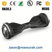 6.5 Inch Tyre self-balancing electric scooter spare parts self electric scooter with roof 2wheel self balancing electric scooter